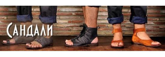 Мужские итальянские сандалии
